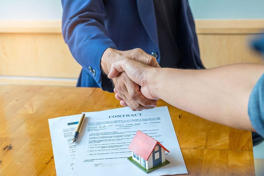 Az ügyvéd javaslata ingatlanvásárlása esetén