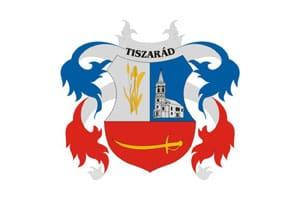 Tiszarád logo
